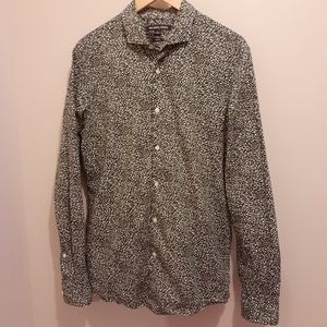 3 for 25- Micheal Kors Slimfit Shirt. Large